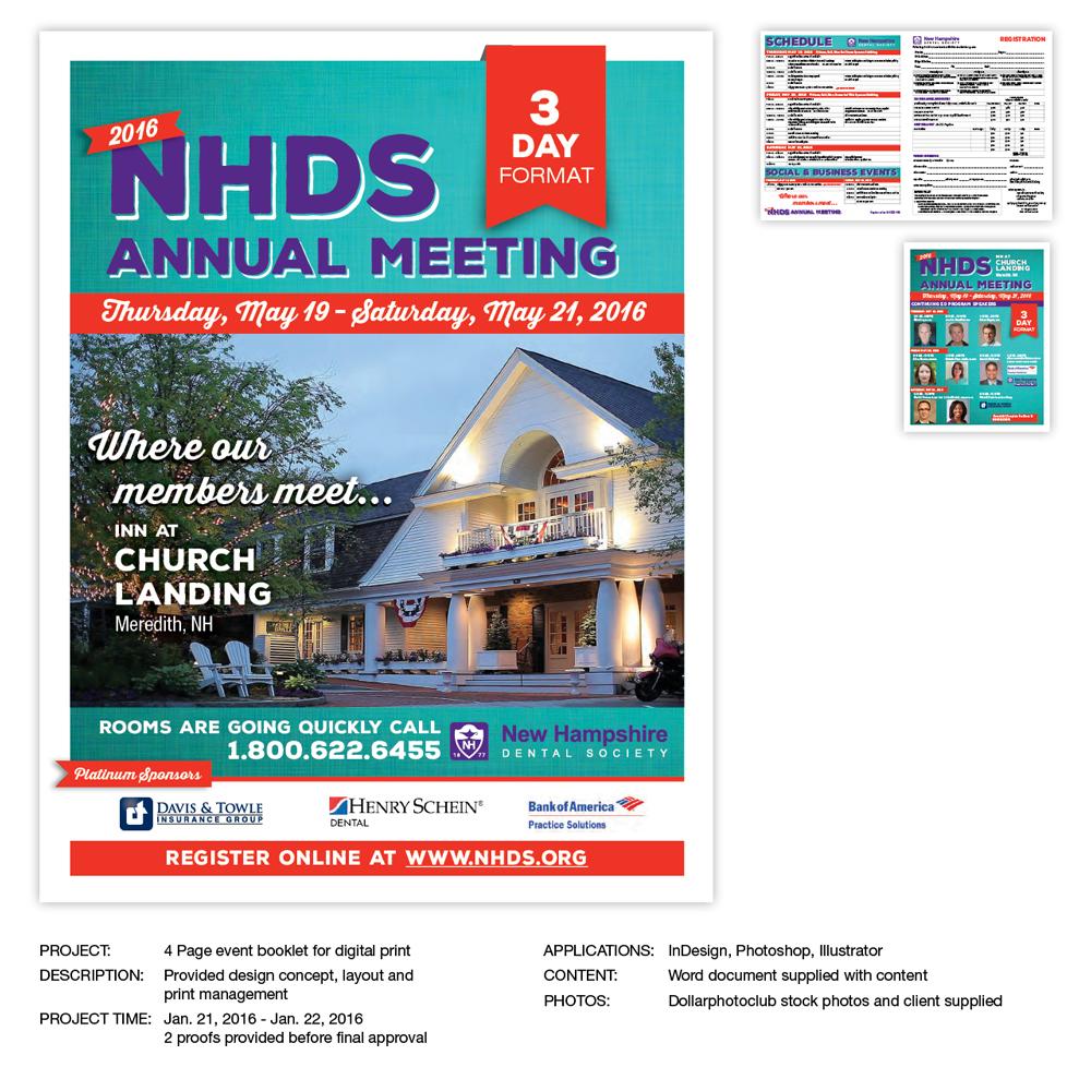 Registration Brochure/Digital Download