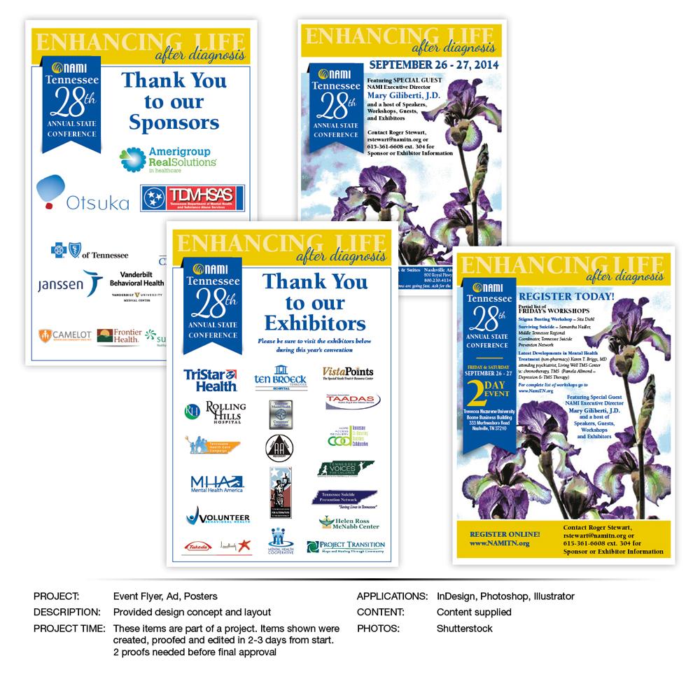 Event Promo Print